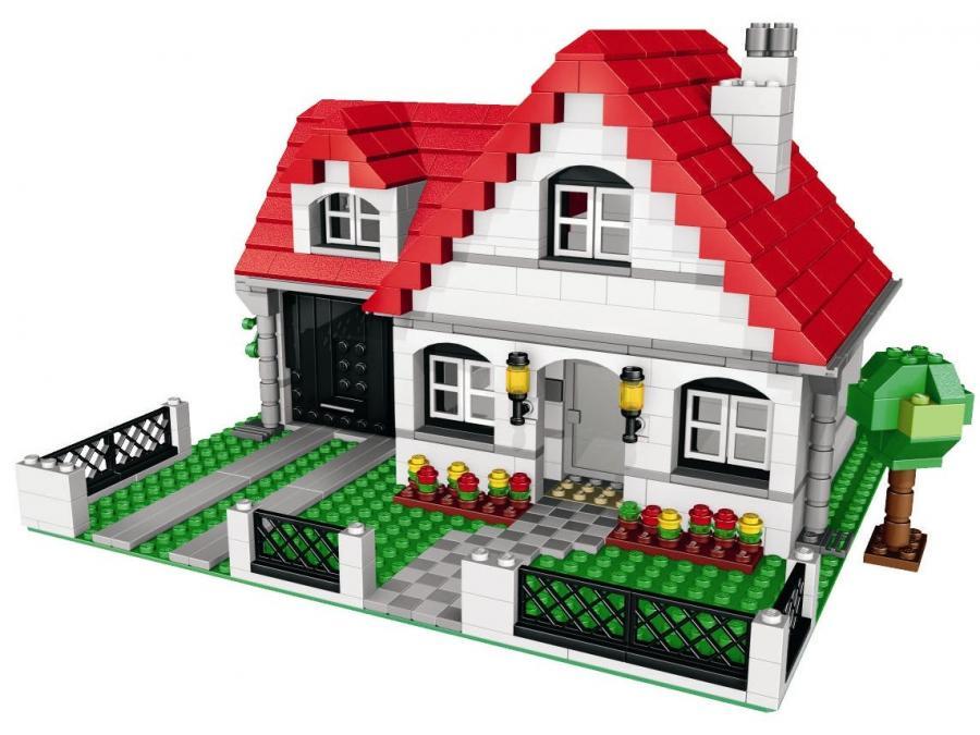 Maison Lego Cannabis