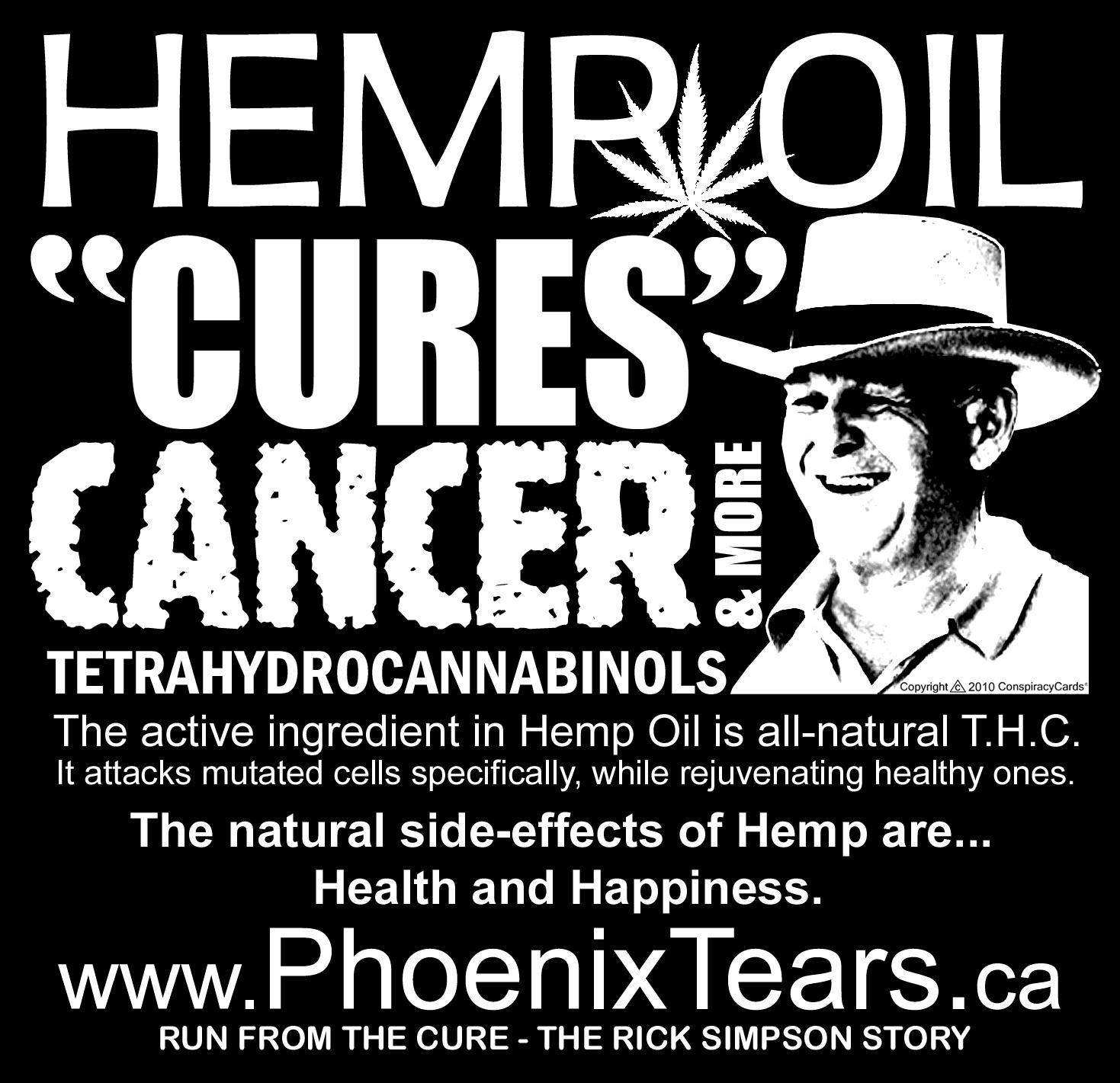Cannabis contro cancer