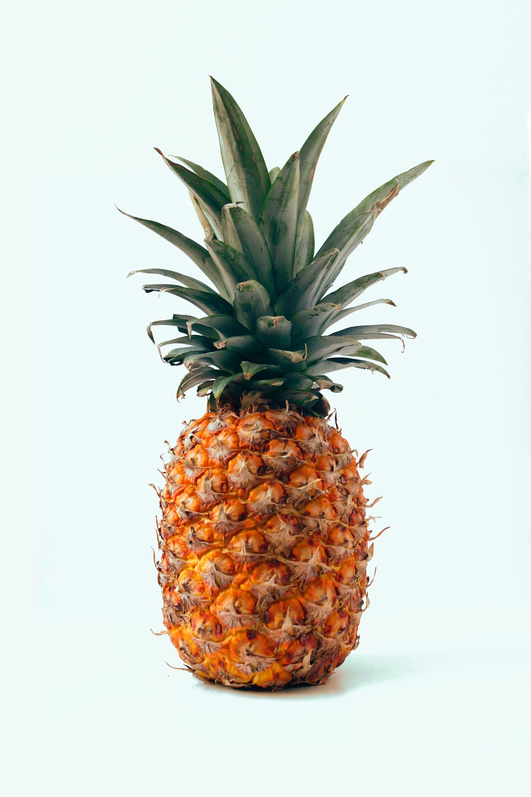 Budino Riso Pineapple Express